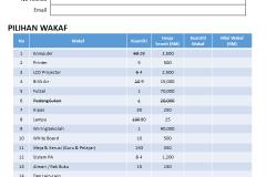 Projek Wakaf SIMDE